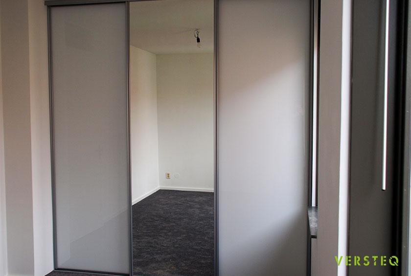 Spiegel wandkast op maat versteq for Spiegels op maat