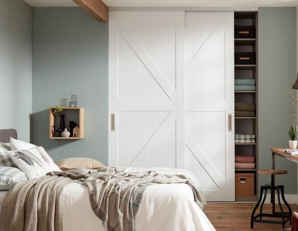 Barn-stijl deuren